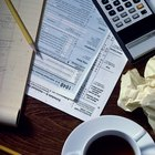 What Do I Do If I Lost My W-2 & Records to File Income Taxes?