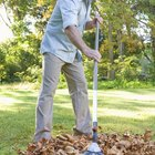 Leaf Composting for Lawn Mulch