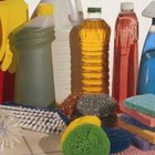 Reduce water pollution by following instructions for the use and disposal of household chemicals.