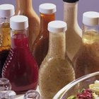 Try making your own salad dressings.
