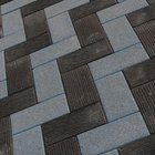 Explore basket weave or jewelry patterns for tile-laying inspiration.
