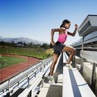 Conditioning With Stair Climbing