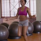 What Kind of Exercise Burns Fats Stored by the Stomach?