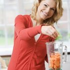 Consider blending versus juicing as a means of getting fiber in your green juice.