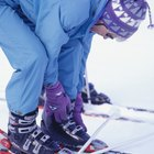 Adjusting Cuff Buckles on Ski Boots for Women