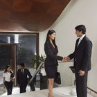 Do You Shake Hands Before an Interview?