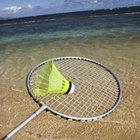 How to Swing a Badminton Racquet