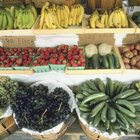 Buying locally grown produce cuts down on transportation pollution and supports the local economy.