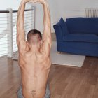 Shoulder Stretching Routine