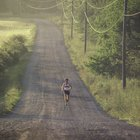 Will Running on Dirt Roads Lose More Calories?