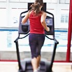 What Cardio Gym Equipment Helps the Thighs and Stomach?