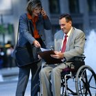Jobs Working With the Handicapped
