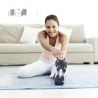 How to Stretch the Arches of a Foot at Home