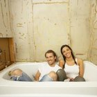 Bathrooms are the number one room for home remodels.