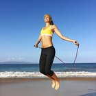 How to Lose Weight by Jumping Rope