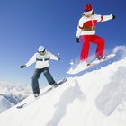 What Are Simple Tricks for Snowboarders?