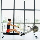 The Proper Form While Using a Rowing Machine
