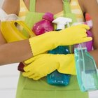 In additional to causing indoor and outdoor pollution, chemical cleaning products have health risks. (See Reference 2.)