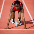 How to Improve Your Stride Rate in Sprinting