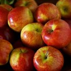 Apples are a rich source of fiber, helping contribute to healthy digestion.
