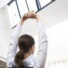 How to Strengthen Your Shoulder Blades at a Desk