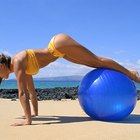 What Muscles Do Stability Ball Pike Handstands Target?
