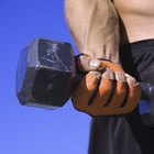 Bicep Workouts Without Using Forearms