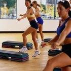 Step Ups Exercise Instructions