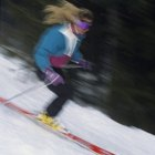 Techniques for Downhill Ski Racing