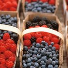 The Value of Blueberries Vs. Raspberries