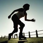 Does Roller Blading Firm Stomach Muscles?