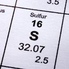 Sulfur is an important inorganic pesticide.