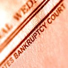 How to Write a Letter to Have a Dismissed Bankruptcy Removed