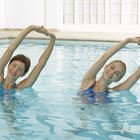 Water Aerobic Exercises for Weight Loss