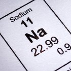 The Actions of Sodium in the Human Body