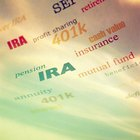 Can a Person Take Money From a Savings Account & Start a Roth IRA?