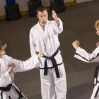 Forms of Punching in Tae Kwon Do