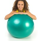 Exercise Routines Using Yoga Balls