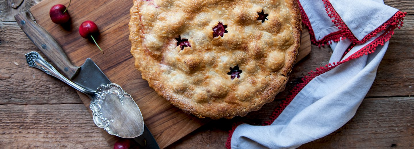 How to Easily Make Cherry Pie