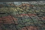 How To Frame A Jigsaw Puzzle Without Glue Ehow