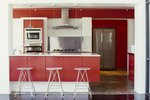 How to Refinish Metal Kitchen Cabinets | eHow
