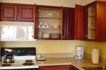 How to Change the Color of Kitchen Cabinets (with Pictures ...