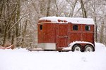 How to Finish the Inside of a Horse Trailer