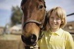 Teaching Children Horseback Riding