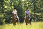 How to Maintain Your Gait With Riding Horses