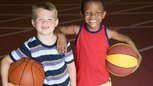 Basketball Drills & Plays for 3rd & 4th Graders