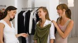 List of Market Segments for the Retail Clothing Market