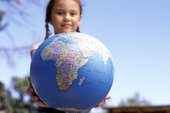 Lesson Plans to Teach the Continents to Kindergarteners