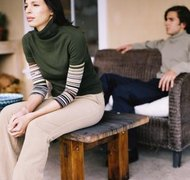 Living together may depend on whether your separation is grounds for divorce.