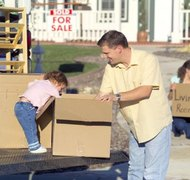 Relocation without court approval may create legal problems for a parent.